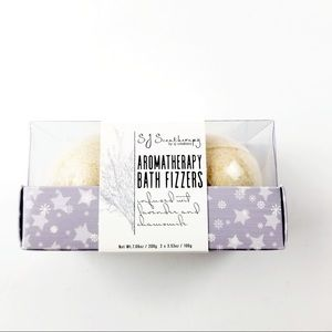 Aromatherapy Bath Bombs Lavendar and Chamomile